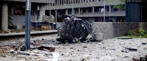 Breivik Trial: Security Guard Describes 'Terrible Destruction' Of Oslo
