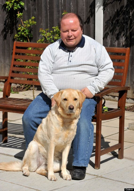 Blind Man Ian Bradwell Fined After Failing To Pick Up His Guide Dog's
