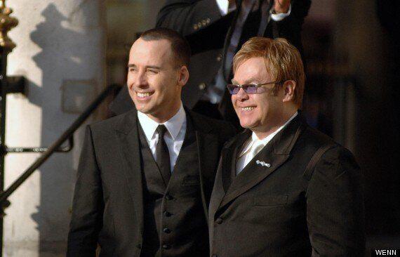 David Furnish: 'Elton and I Want More