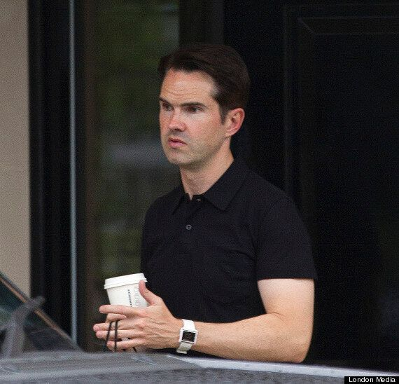 Jimmy Carr Apologises For 'Error Of Judgement' On Tax