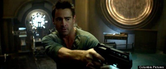 'Total Recall' Trailer: Colin Farrell And Kate Beckinsale Fight In New Clip