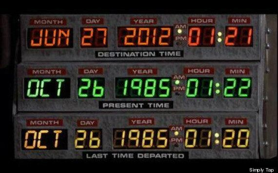 Back To The Future: Doc Brown And Marty McFly Hoax Hits
