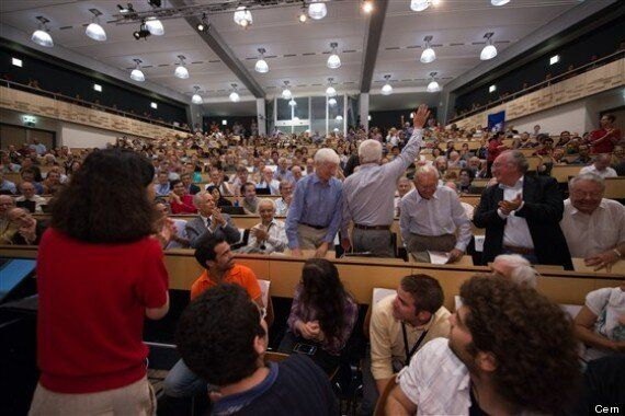 Higgs Boson Evidence Found At Cern In Search For 'God