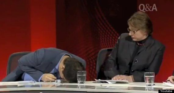 Australian MP Sophie Mirabella Under Fire After Reaction To Fainting Simon Sheikh
