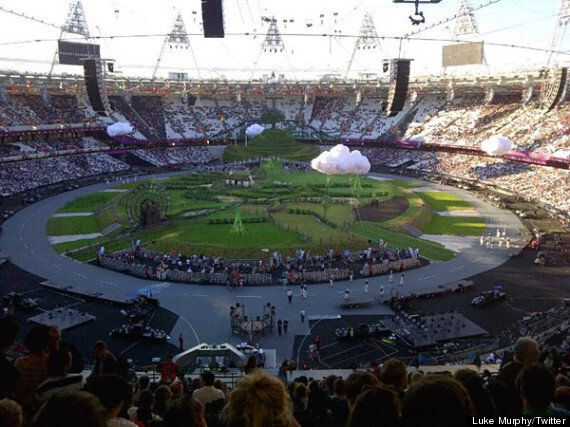 Danny Boyle Urges London 2012 Opening Ceremony Rehearsal To #savethesurprise