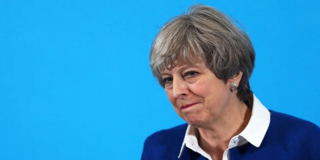 Theresa May Has Proven She Is Not Fit To Protect