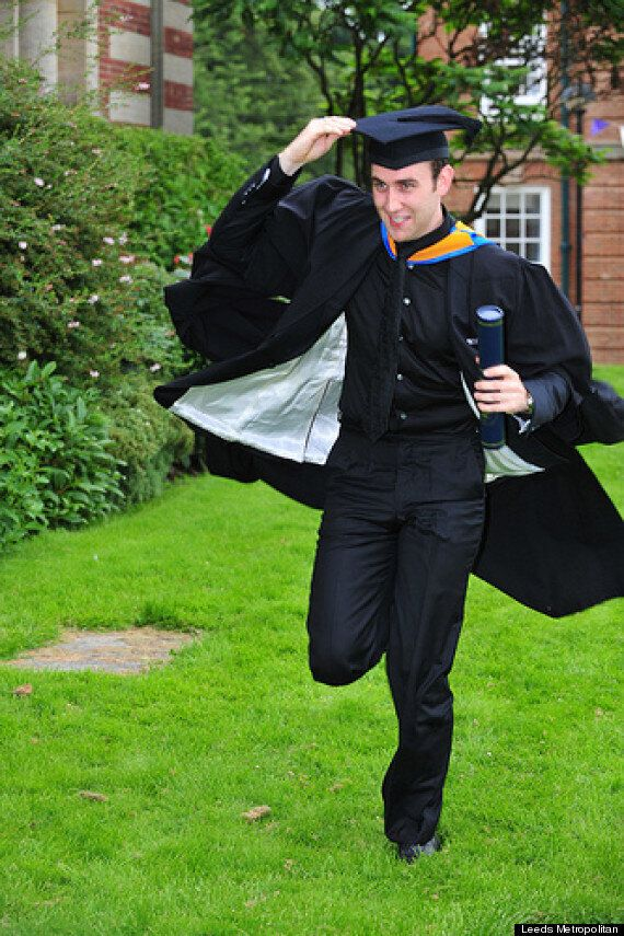Matthew Lewis, Neville Longbottom Actor, Gets Honorary Degree From Leeds