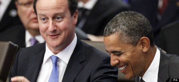 Mitt Romney Snubbed By UK Government As Cabinet Minister Tells HuffPost 'Our Heart Is With