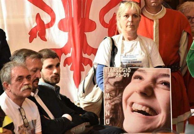 Daniela Rombi, madre di Emanuela, morta nella strage di Viareggio: