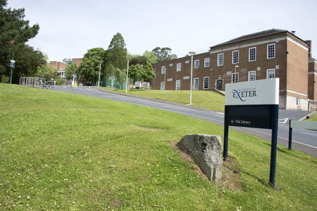 Armed Police Arrest 'Student With Handgun Making Threats' At Exeter University