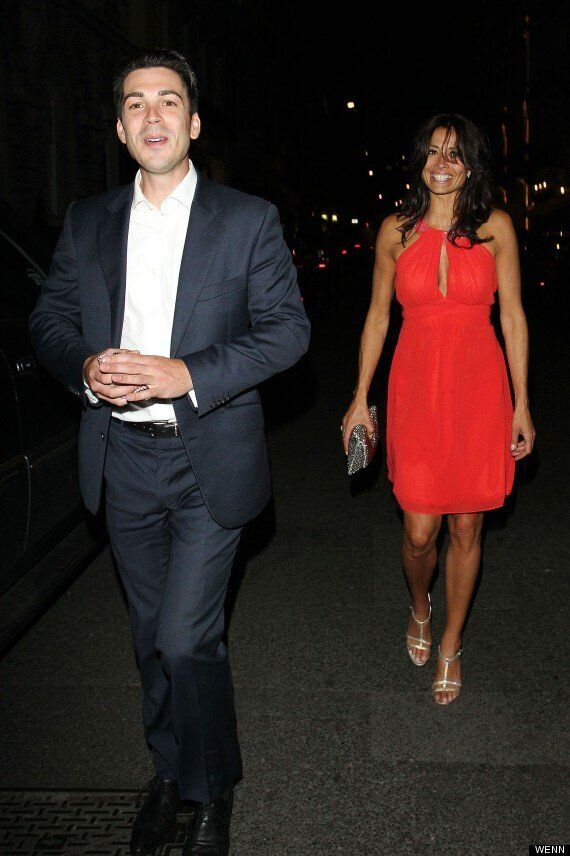 Melanie Sykes Engaged To Toyboy Lover Of Three Months, Jack