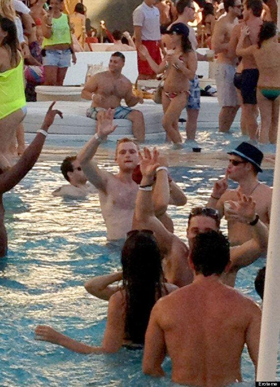 Harry nude
