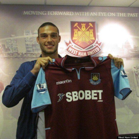 Andy Carroll Joins West Ham United On Loan Ahead Of Transfer Deadline
