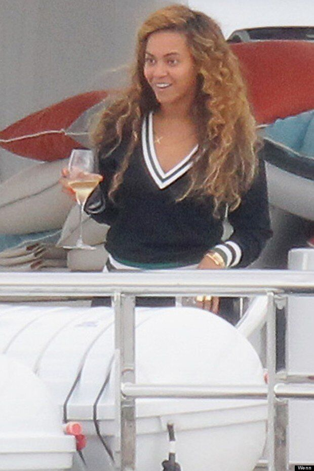 Beyonce Celebrates Her 31st Birthday With Family Ocean-Based Adventure
