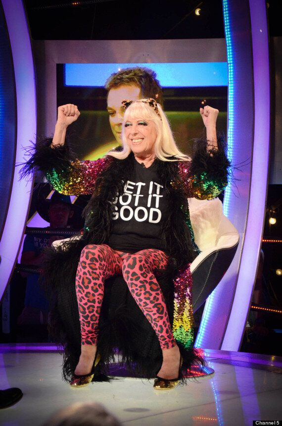 Celebrity Big Brother 2012: Julie Goodyear Evicted Along With Prince Lorenzo, Martin Kemp Through To