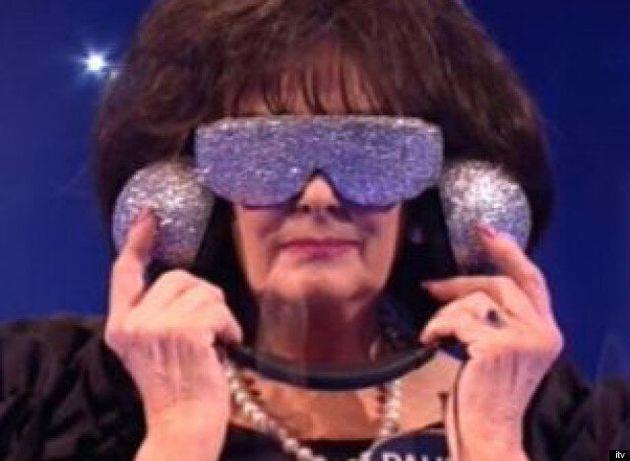John Prescott And Pauline Prescott Face Philip Schofield On All-Star Mr And Mrs