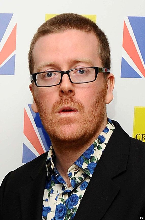 Frankie Boyle Gets Support For Paralympics Comments From Comedians Adam Hills And Russell
