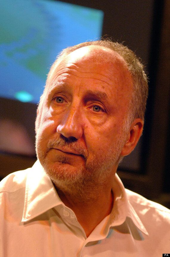 The Who Guitarist Pete Townshend Reflects On Child Pornography Investigation -