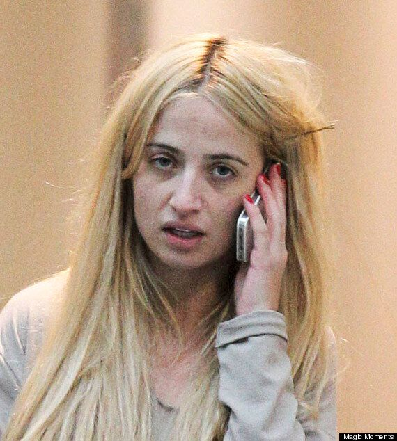ac179db09a1bf Chantelle Houghton Shows Signs Of Strain As She Accuses Ex Alex Reid Of  'Bringing Her