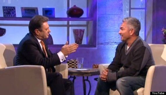 Alan Titchmarsh Brands Dog Whisperer Cesar Millan 'Barbaric'