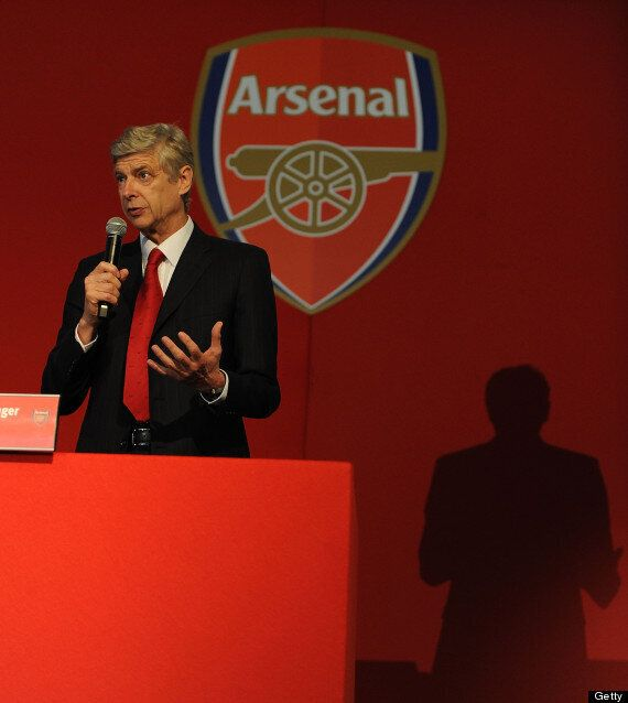 Arsene Wenger Says Champions League Qualification Is A Trophy For