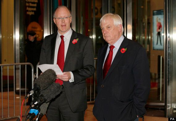 George Entwistle Resigns As Director General Of The