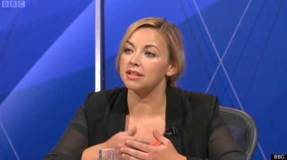 Leveson Inquiry: Charlotte Church Backs Report With Impassioned Performance On Question