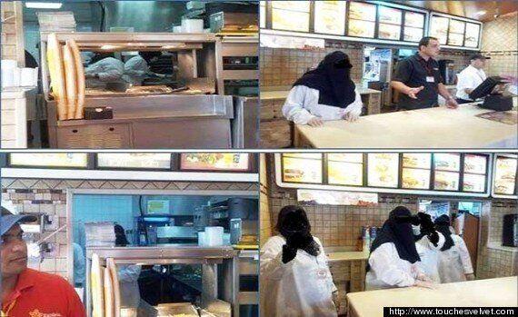 Saudi Cleric Sheikh Ali Al Mutairi Calls Fast-Food Waitresses