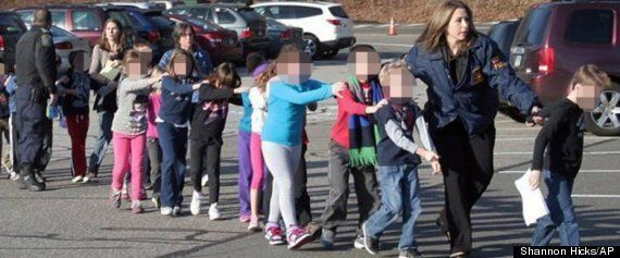 Sandy Hook Elementary School Shooting: 27 Feared Dead In Newtown, Gunman