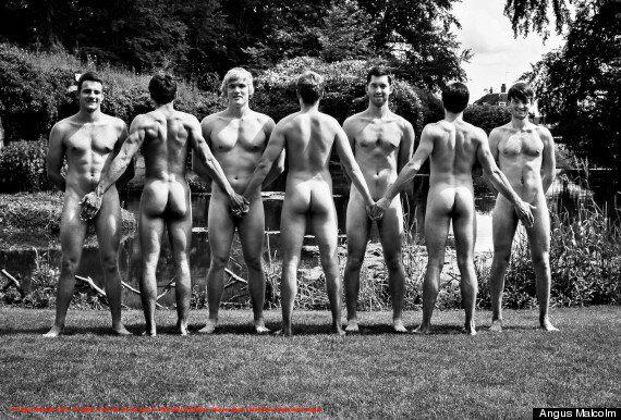Warwick University Students' Rowing Club Insists Naked Calendar Isn't