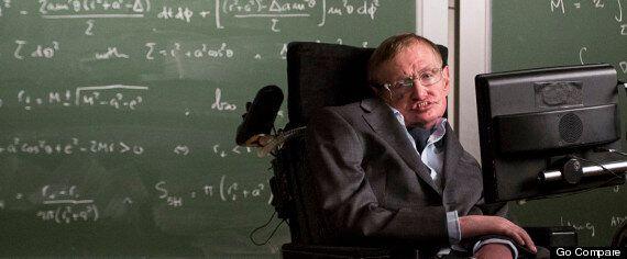Stephen Hawking, Star Of New Go Compare Advert, Silences Annoying Opera Singer Gio