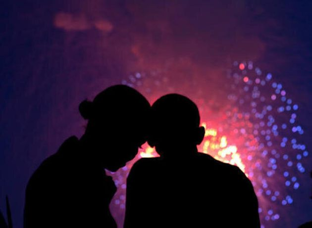 Obama Tweets 'Happy New Year' With