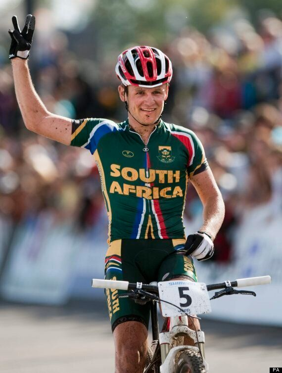 Burry Stander, Olympic Cyclist, Dies In Road