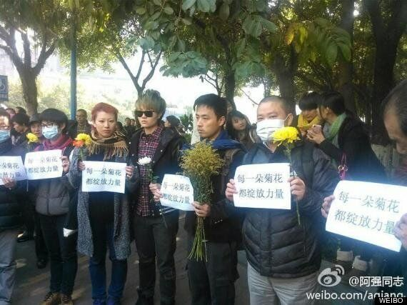 China Censorship: Journalists Strike At Southern Weekend Over Censorship In New Year
