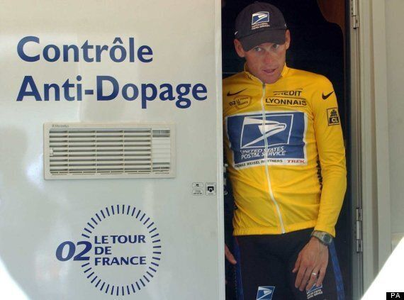 Lance Armstrong Scoops Oprah With Livestrong