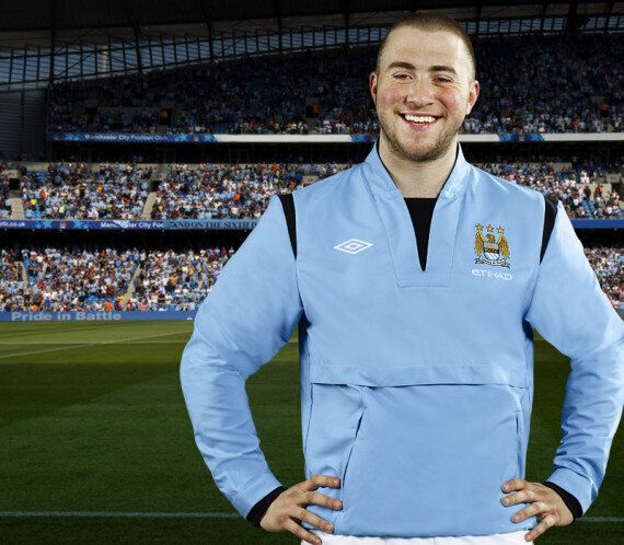 Michael Johnson Released By Manchester City After Bloated Picture