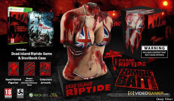 Dead Island: Riptide Special Edition: 'Astonishingly Stupid' Game Comes With Bloody, Dismembered Female...
