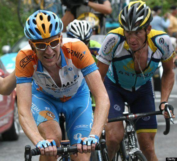 Sir Bradley Wiggins Calls Lance Armstrong A 'Lying