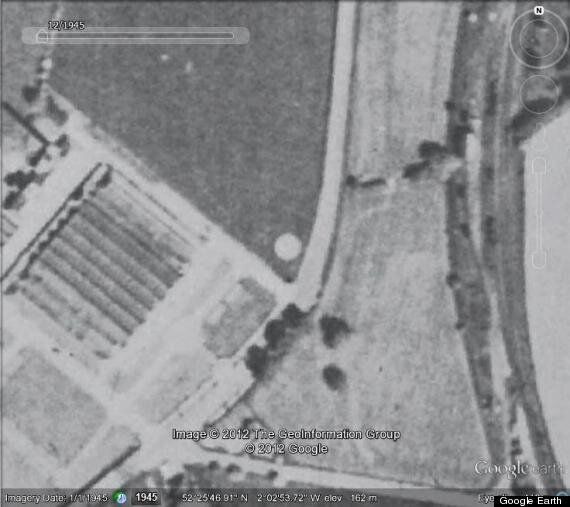 Crop Circles Are No Hoax, Concludes Historian After Studying Google Earth's New 1945 Overlay