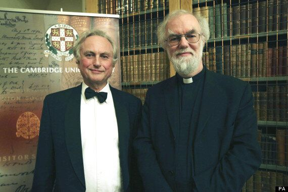 Richard Dawkins Describes Religion As 'Betrayal Of The Intellect' In Debate With Rowan