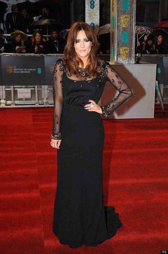 BAFTAs 2013: Caroline Flack And Laura Whitmore Fight For Best Dressed Red Carpet Presenter