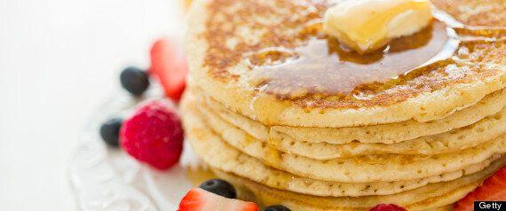 Twitter Flips For Pancake Day