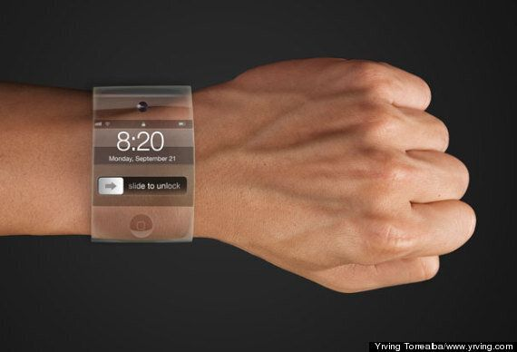 Apple iWatch Rumours: Bloomberg Says 100 People Working On Wearable iPhone