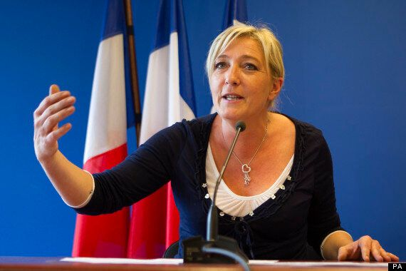 Marine Le Pen, France's Far Right Extremist Front National Party President, To Speak At Cambridge
