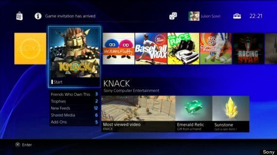 Sony PlayStation 4: The Next Generation Of Gaming Finally Announced (VIDEO)