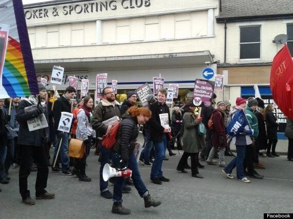 Cambridge EDL Demonstration Sees Four Arrest In Mosque