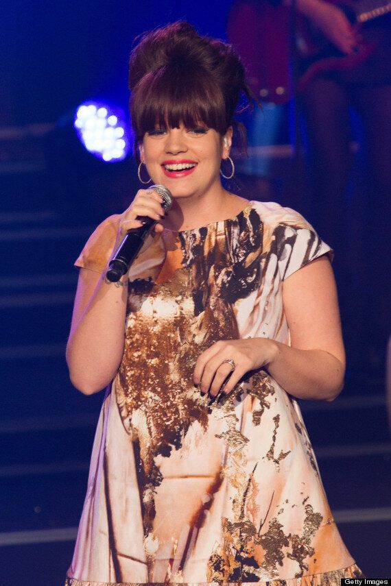 Lily Allen Makes Live Comeback In First Solo Gig In Four Years