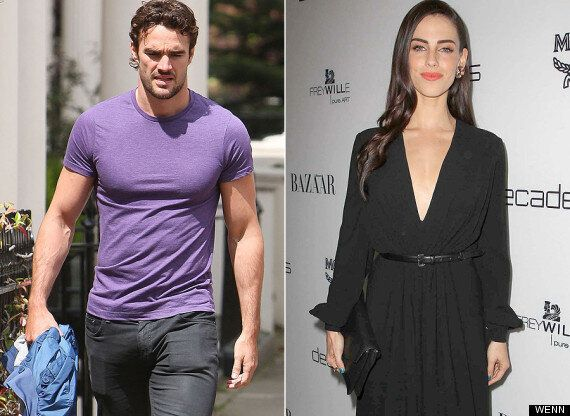 Kelly Brook's Ex, Thom Evans Dating Danny Cipriani's Ex, Jessica