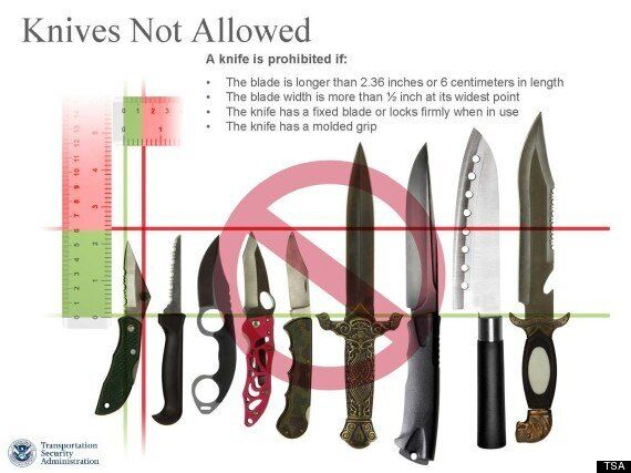 9/11 US Flight Restrictions Lifted: Knives And Hockey Sticks To Be Allowed On