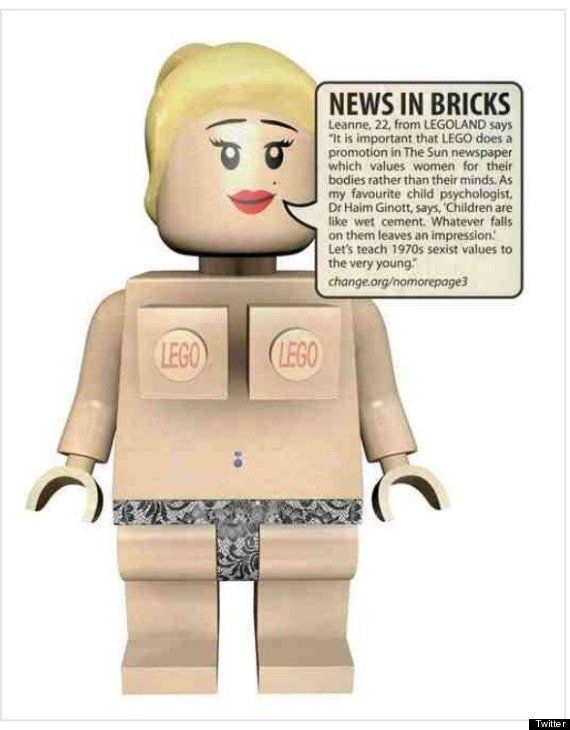 Dad Steve Grout Who Campaigned Against Page 3 Claims Victory As Lego Announce End Of Partnership With...